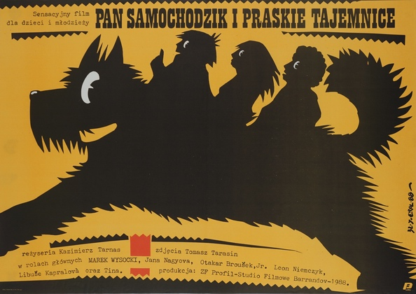 Pan Samochodzik i praskie tajemnice, Mr Hoopie and the mysteries of Praque, Erol Jakub