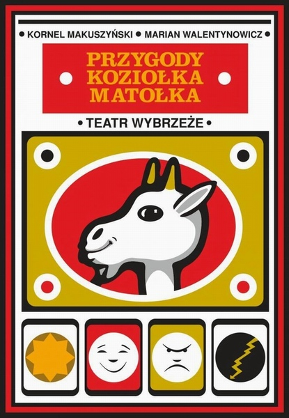 Przygody Koziolka Matolka, The Adventures of Matolek the Billy-Goat, Hibner Maciej