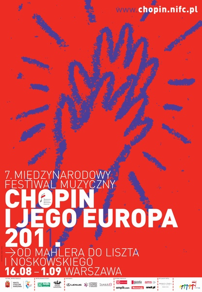 Chopin i jego Europa 2011, Festival Chopin and his Europe 2011, Komorek Dariusz