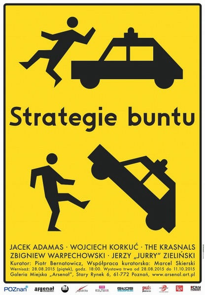 Strategie buntu, Strategies of Rebellion, Korkuc Wojciech