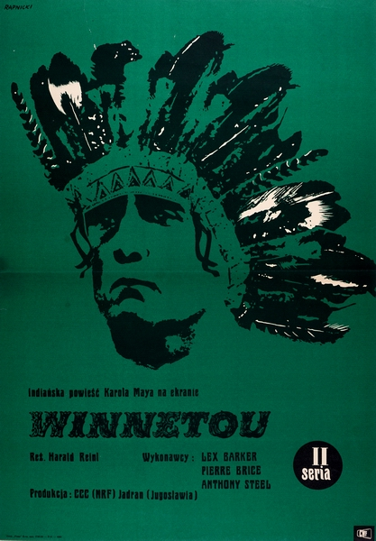 Winnetou, II seria, Winnetou, part 2, Rapnicki Janusz
