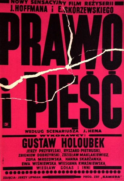 Prawo i piesc, The Law and the Fist, Swierzy Waldemar