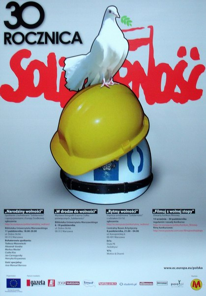 30 rocznica Solidarnosci, 30 Years of the Solidarity, unk