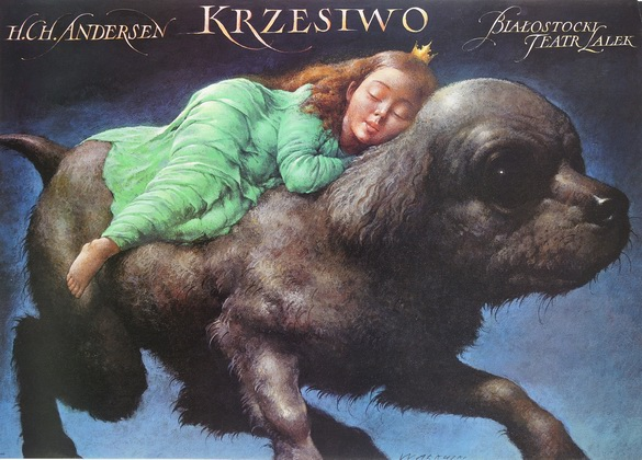 Krzesiwo, The Tinder-Box, Walkuski Wieslaw