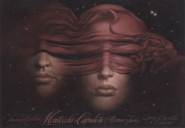 Montecchi i Capuleti (Romeo i Julia), Montecchi and Capuleti (Romeo and Juliet), Walkuski Wieslaw