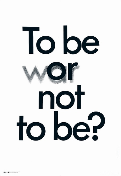 To be (war) or not to be?, To be (war) or not to be?, Wasilewski Mieczyslaw